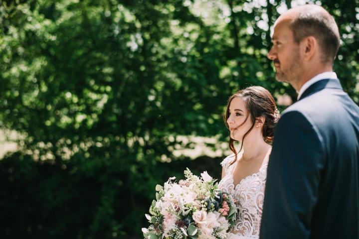 Naše svatba vbodech